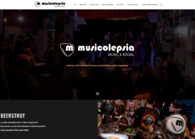 Musicolepsia