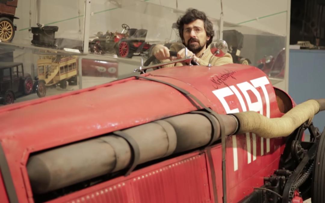 FIAT Novecento – La Mefistofele
